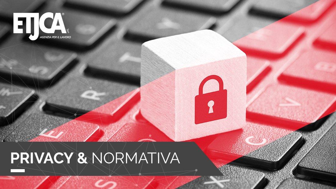 Compliance Normativa - privacy